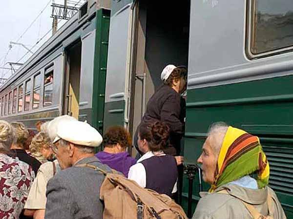 Курские дети получат льготу на проезд в электричках