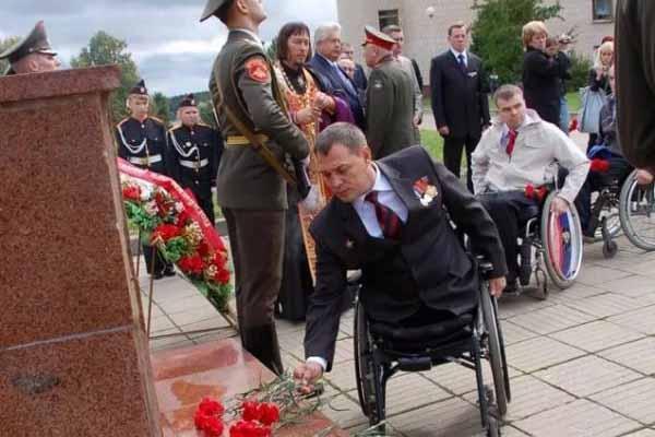 Льготы инвалидам войны