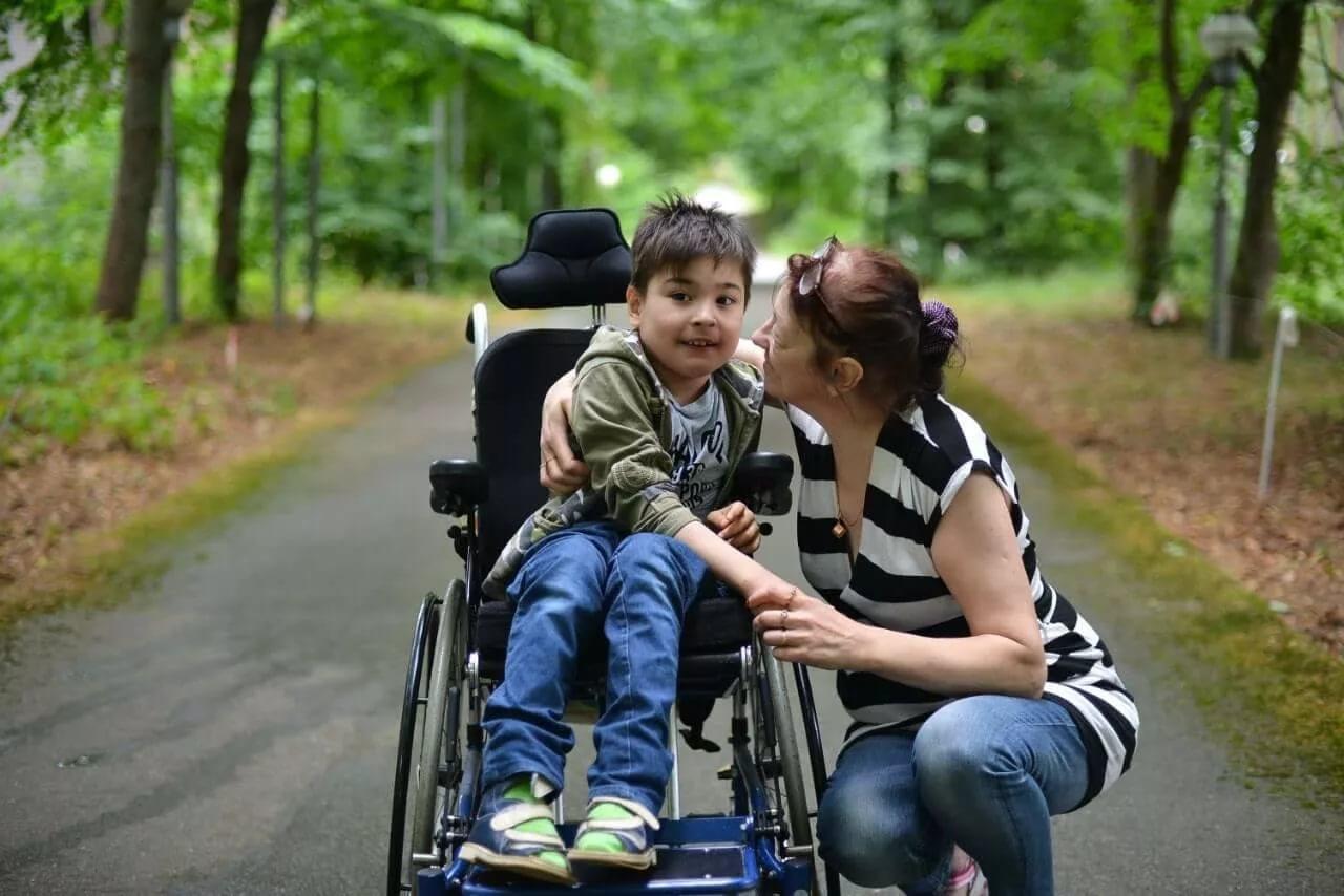 Воспитание и обучение детей-инвалидов