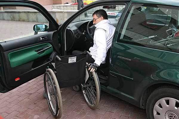 Приобретение автомобиля инвалидами