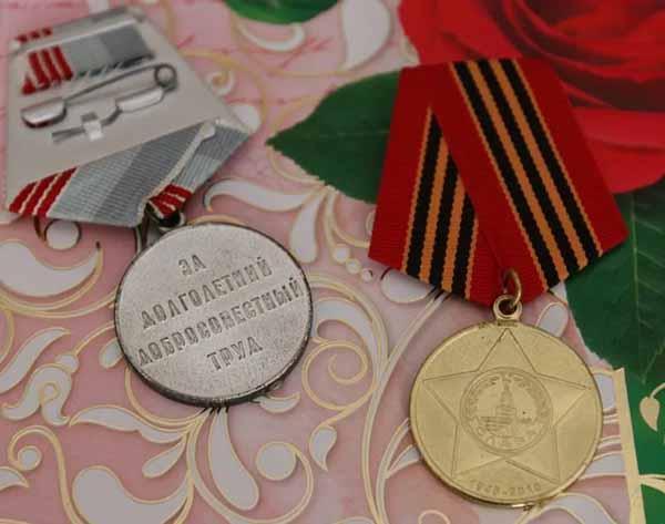 В Липецкой области вернули звание «Ветеран труда Липецкой области»