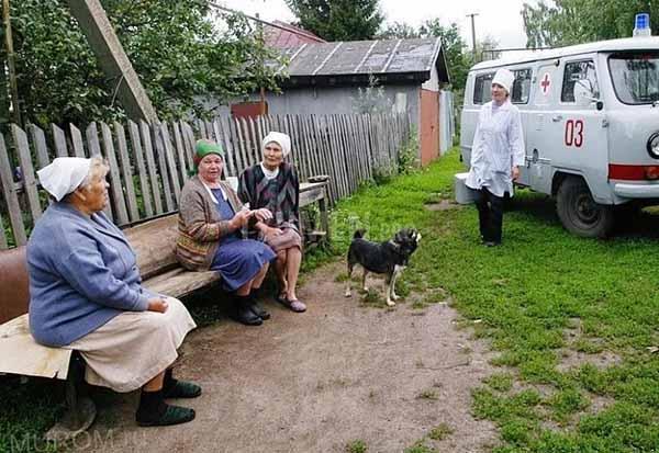 Владимирские депутаты расширили льготы для медиков, работающих в сельской местности