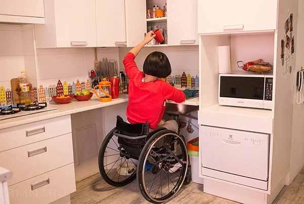 Обеспечение инвалидов жилой площадью