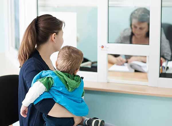 Что касается неработающих и безработных мам