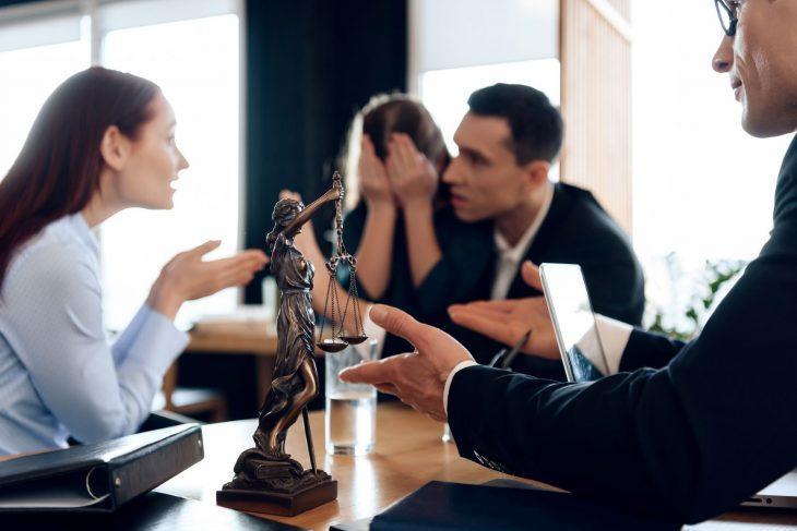 Обсуждение юристов